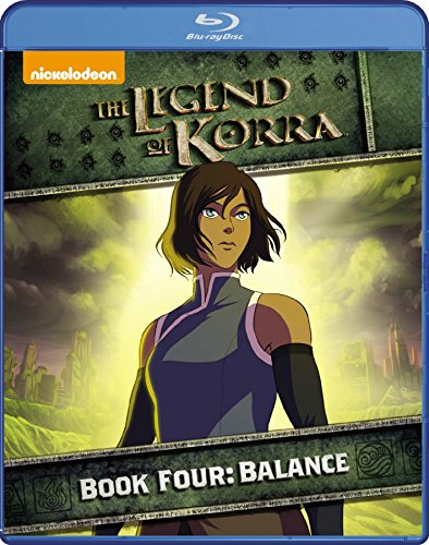 Legend of Korra: Book Four: Balance [Blu-ray] DVD