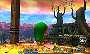 Screenshot: The Legend of Zelda - Majora's Mask 3D