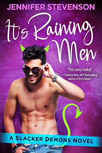 It's Raining Men by Jennifer Stevenson