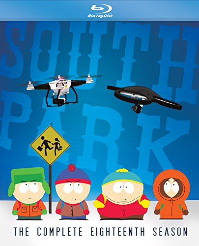 South Park: Season 18 [Blu-ray] DVD