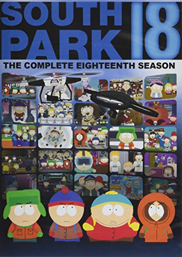 South Park: Season 18 DVD