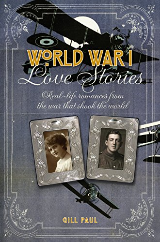 World War I Love Stories by Gill Paul