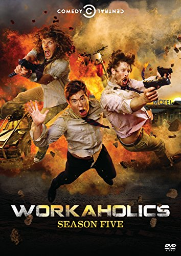 Workaholics: Season 5 DVD
