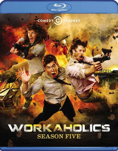 Workaholics: Season 5 [Blu-ray] DVD