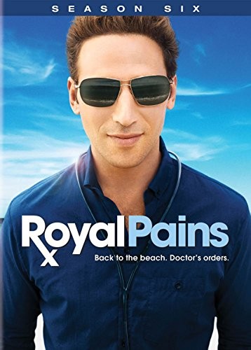 Royal Pains: Season 6 DVD
