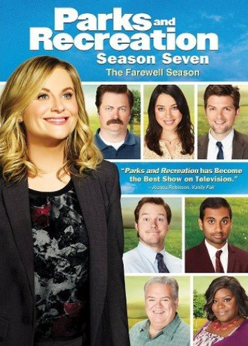 Parks & Recreation: Season 7 DVD