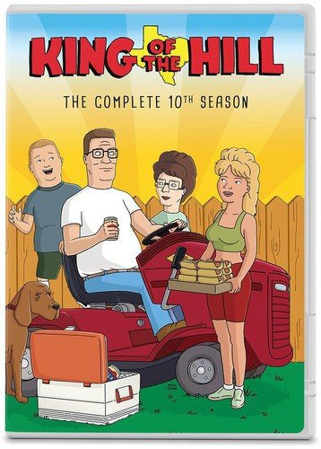 King of the Hill: The Complete 10th Season DVD
