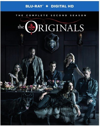 The Originals: Season 2 [Blu-ray] DVD