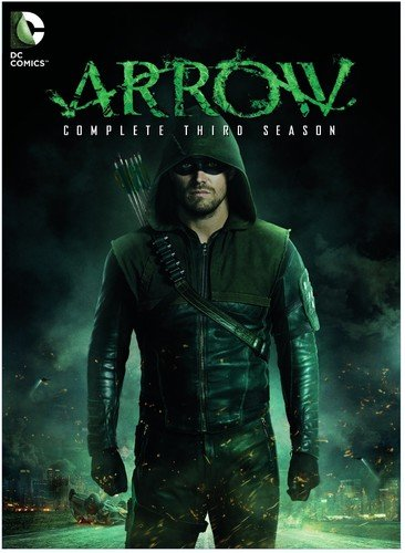 Arrow:  Season 3 DVD