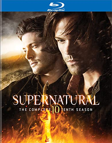 Supernatural: Season 10 [Blu-ray] DVD