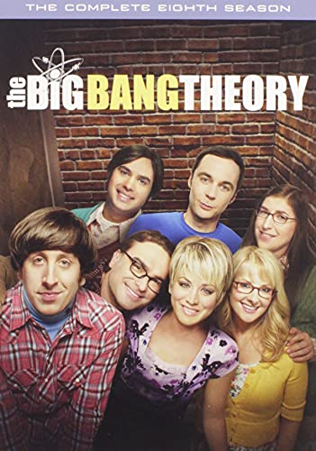 The Big Bang Theory: Season 8 DVD