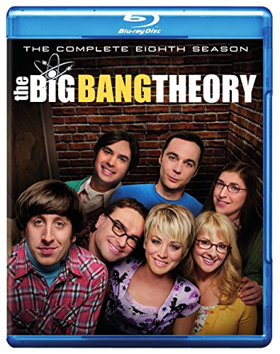 The Big Bang Theory: Season 8 [Blu-ray] DVD