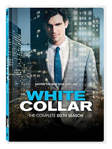 White Collar Season 6 DVD