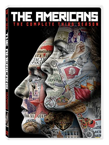 The Americans Season 3 DVD