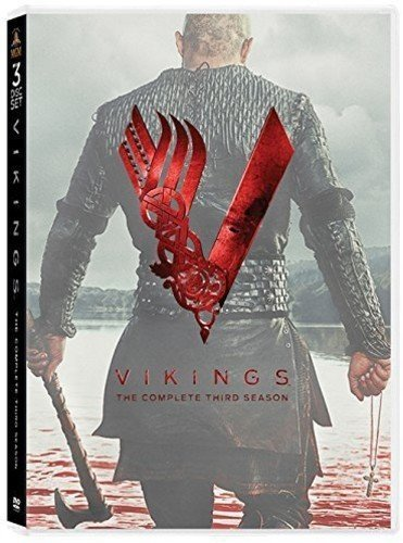 Vikings Season 3 DVD