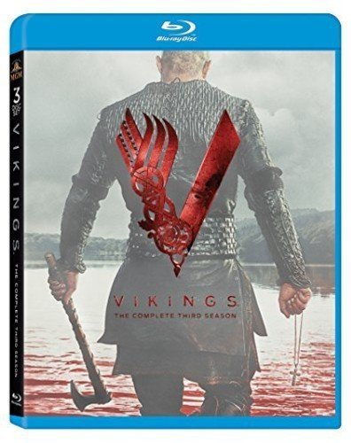 Vikings Season 3 [Blu-ray] DVD