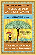 Book Cover: The Woman Who Walked in Sunshine by Alexander McCall Smith