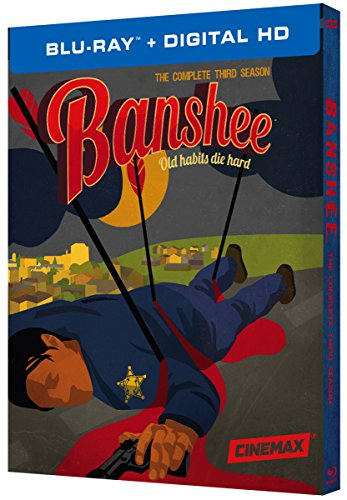 Banshee: Season 3 [Blu-ray] + Digital HD DVD