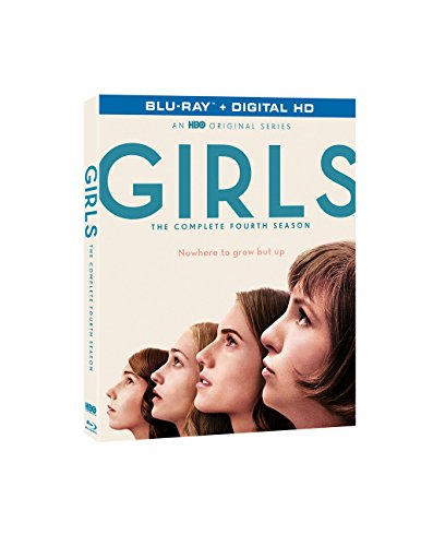 Girls: Season 4 [Blu-ray] + Digital HD DVD