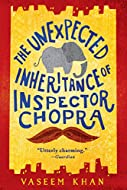 Book Cover: The Unexpected Inheritance of Inspector Chopra by Vaseem Khan