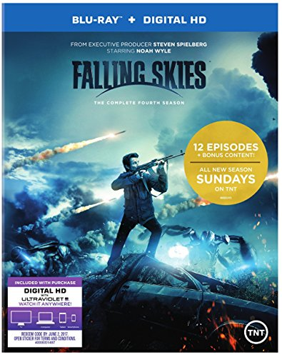 Falling Skies: The Complete Fourth Season  DVD