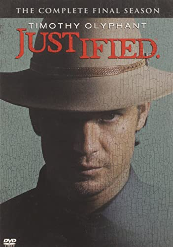 Justified: The Final Season DVD