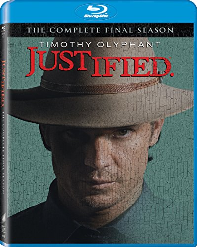 Justified: The Final Season [Blu-ray + UltraViolet] DVD