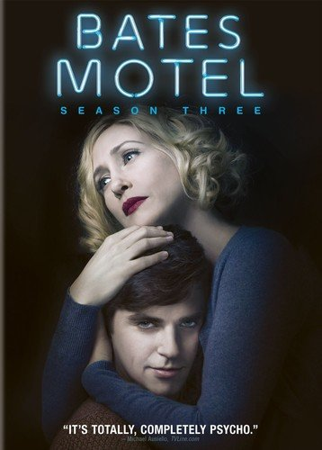 Bates Motel: Season Three DVD