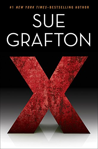 Book Cover: X by Sue Grafton