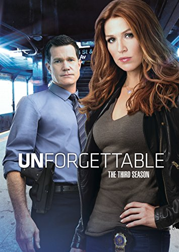 Unforgettable: The Third Season DVD