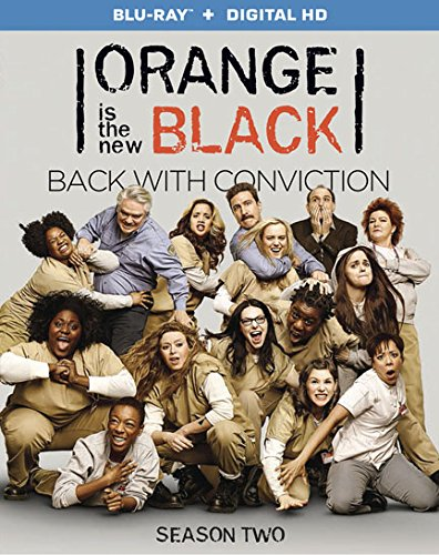 Orange Is The New Black: Season 2 [Blu-ray] DVD