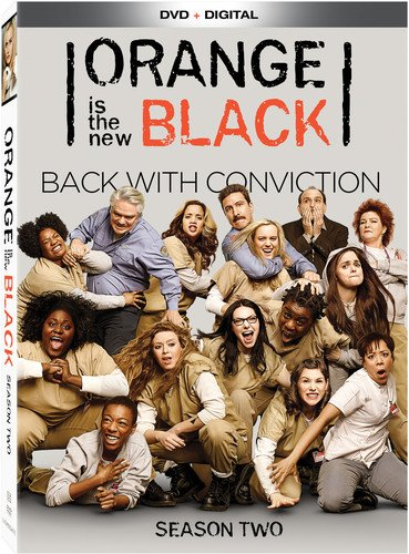 Orange Is The New Black: Season 2 DVD