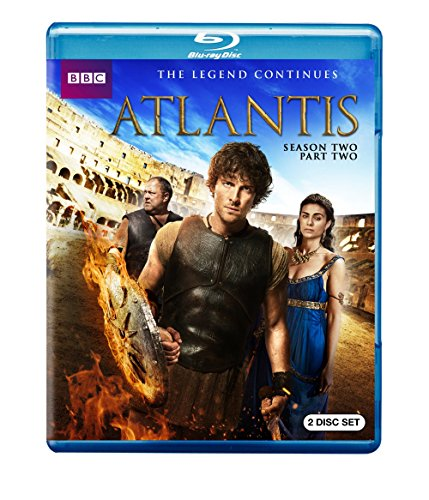 Atlantis: Season 2 Part Two [Blu-ray] DVD
