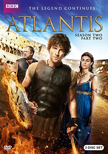 Atlantis: Season Two Part Two DVD