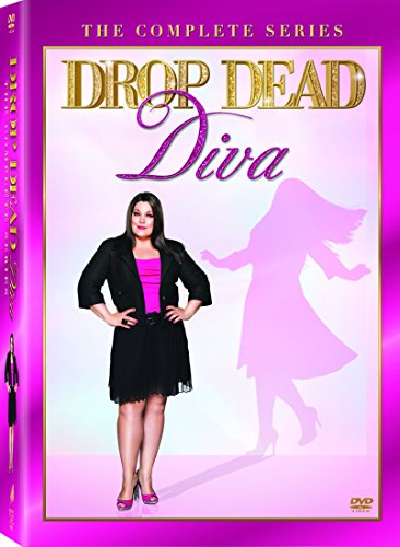 Drop Dead Diva: Complete Series DVD
