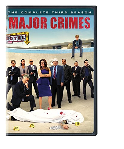 Major Crimes: The Complete Third Season DVD