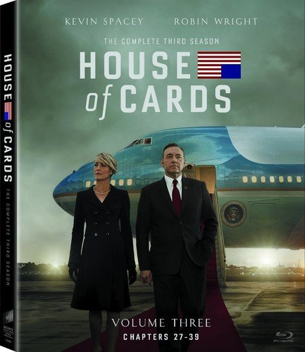 House of Cards: Season 3 [Blu-ray] DVD