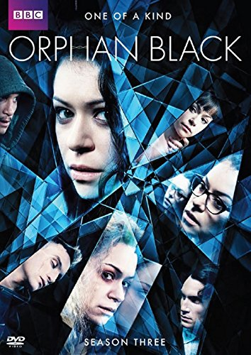Orphan Black: Season Three DVD