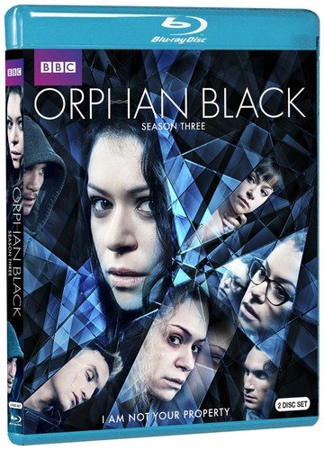 Orphan Black: Season 3 [Blu-ray] DVD
