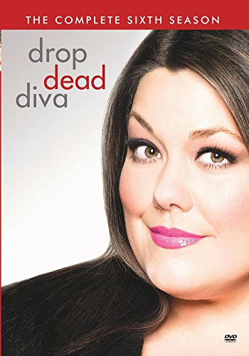 Drop Dead Diva - Sixth Season DVD