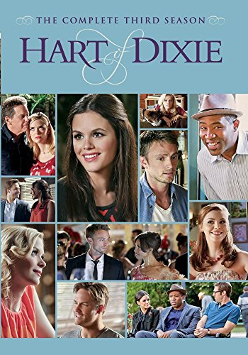 Hart of Dixie: Season 3 DVD
