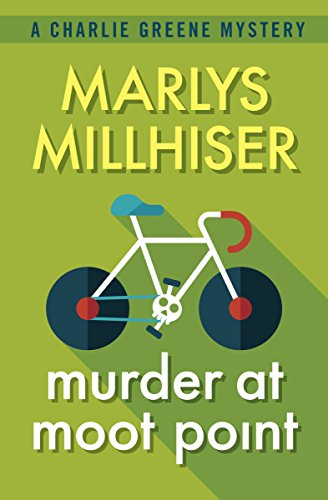 Book Cover: Murder at Moot Point by Marlys Millhiser