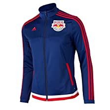 New York Red Bulls Women's adidas Anthem Full-Zip Jacket