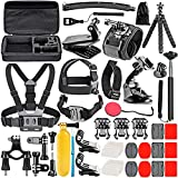 Neewer 8-In-1 Action Camera Accessory Kit for GoPro Hero...