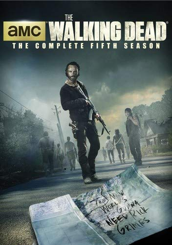 The Walking Dead: Season 5 DVD