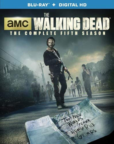 The Walking Dead: Season 5 [Blu-ray] DVD