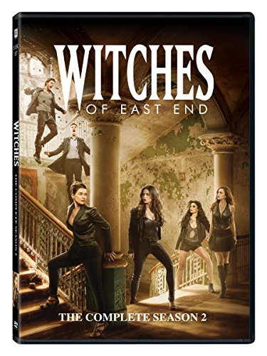Witches of East End: The Complete Season 2 DVD