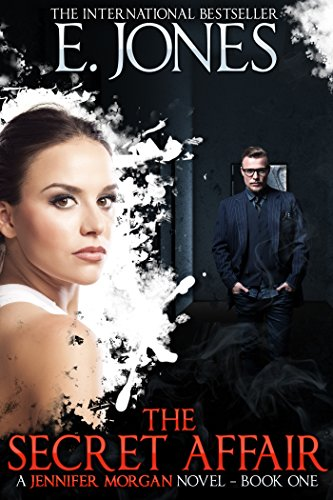 The Secret Affair by Ethan Jones