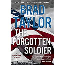 The Forgotten Soldier (Pike Logan Thriller Book 9)
