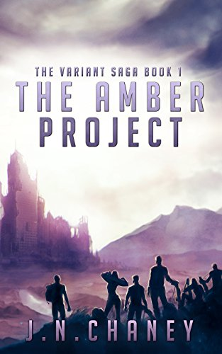 The Amber Project by JN Chaney